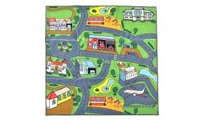 city play rug play mat rug n large city life kids car cm gs nursery