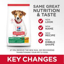 Hills Science Diet Puppy Small Bites Chicken Barley