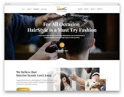 Barber Shop Website Best Free Barber Shop Website Templates 2019 Colorlib