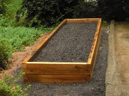 Small Picture Elevated Garden Bed Designs Garden Design And Garden Ideas