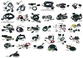 trailer cord and harness kits ford wiring systems jpg