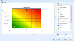 heatmap in excel risk assessment heat map template