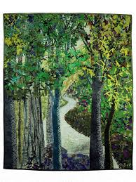 Noriko Endo's Impressionist Quilts | American Craft Council & Image Gallery Adamdwight.com