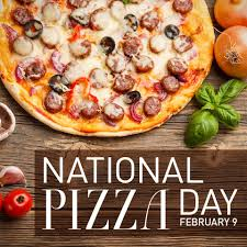 It's National Pizza Day! What's your... - NEWS CENTER Maine | Facebook