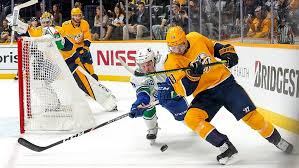 Canucks Virtual Seating Chart Preds Conclude Homestand With Loss To Canucks