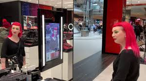 <b>MAC</b> - Beauty and Cosmetics Virtual Try-On Lift and Learn <b>Magic</b> ...