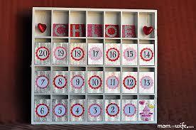 diy countdown calendar