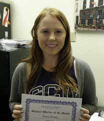 Freshman peer mentor named Student Worker of Month - GCU Today