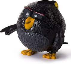 Amazon.com: Angry Birds - Collectible Figure - Bomb: Toys & Games