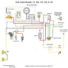 124 mod only cub cadets 124 cub cadet cubs
