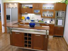 a one wall kitchen design for a small space