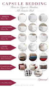 how to layer bedding plus the best bed investments for a beautiful year