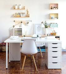 wondrous study desk ikea ideas white contemporary home office design with chair and drawer uk