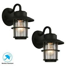 Superb copper exterior lighting 6 copper outdoor Pendant Light 1light Black Outdoor Wall Mount Lantern 2pack Id Lights Outdoor Lanterns Sconces Outdoor Wall Mounted Lighting The