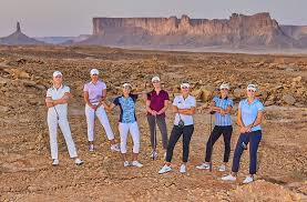 Old Ping Color Chart Ladies European Tour