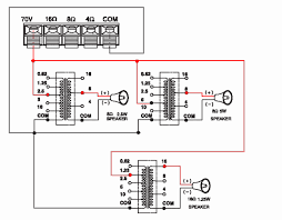 70v transformer wiring diagram 70v wiring diagrams online multiple speaker public address and intercom system description publicaddressspeakerswtrans png v transformer wiring diagram