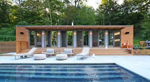 pool house ideas. 16 Fascinating Pool House Ideas Home Design Lover Designs I
