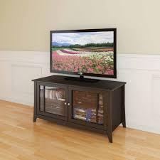 elegance espresso tv stand for tvs up to   walmartcom