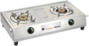 gas cooking stoves. Green Label Gas Stove - Double Burner DLX Manufacturer From New Delhi Cooking Stoves G
