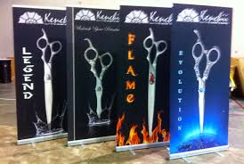 Stand Alone Banner Display