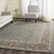 advice safavieh heritage rug collection hg969a handmade blue wool area