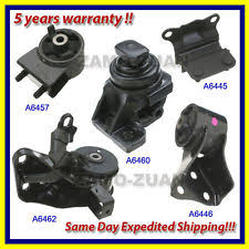 ford probe motor mounts 1993 1997 ford probe 2 0l engine motor trans mount set 5pcs w manual trans fits ford probe