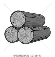 スタイル Illustration アイコン シンボル 隔離された バックグラウンド ベクトル 材木 モノクローム 白