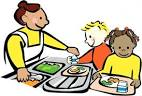 Image result for school dinner lady