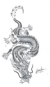 Dragon Art Tattoos Designs Dragon_practice_3_by_tattoojo D35q8z8 Jpg 863 X 1493