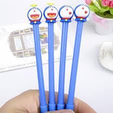 Bút bi nước DORAEMON siêu dễ thương - Bút bi nước mực đen DOREMON - đồ dùng  học tập