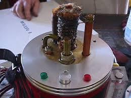inside of a smoke machine