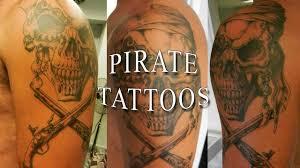 пиратские татуировки значение 37 фото татуировки эскизы