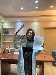 """الفنانة هبه مبروك تنضم لفريق عمل فيلم """"العلمين"""""""