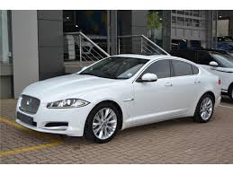 White Jaguar XF 2.2 Diesel Luxury With 86980km Available Now!  P