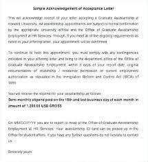 Letter Of Appointment Template Free Offer Proposal – Mobstr