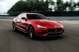 580 Hp Ferrari Engine Sedan In Maserati