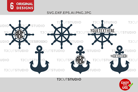 Watermarks, if there are any, will be removed. Free Anchor Svg Files Anchors Split Ship Wheel Svg Cut Files Crafter File