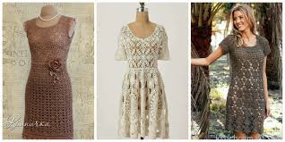 Free Crochet Dress Patterns Impressive Little Treasures 48 Crochet Dresses Free Patterns And Charts