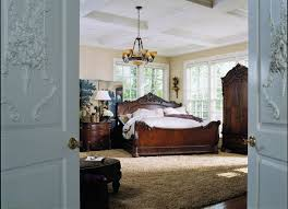Pulaski Edwardian Bedroom Furniture Pulaski Edwardian Sleigh Bedroom Collection Pf B242170 At
