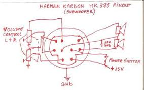 hk395 wiring diagram questions answers pictures fixya hk395 subwoofer pinout diagram hk395 subwoofer pinout diagram harman kardon hk395 pinout diagram