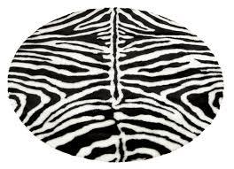 zebra round faux fur rug fake fur rugs animal print round zebra rug