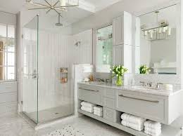 white floating vanity. Wonderful Vanity Great Modern Small Bathroom Design With Nice Shower Enclosure And White  Floating Vanity Intended I