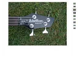 the official washburn club part 3 page 264 talkbass com washburn pro cb150 bantam series bass guitar case strap cord pkg tête avant