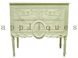wooden appliques for furniture. How To Add Appliques And Molds Your White Dresser Wood For Furniture Wooden