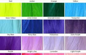 Unnatural Hair Color Chart Holographic Hair Color Hair Colors Ideas Dying Colors