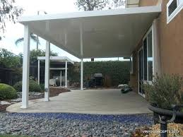 white aluminum attached solid patio cover pin by on front porch vinyl patio covers aluminum patio