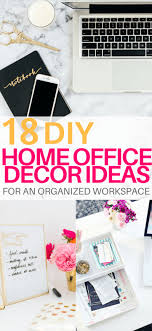 roundup 11 diy home office. 18 Of The Best DIY Projects For Home Office Decor To Create An Organized  Workspace And Roundup 11 Diy Home