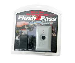 Flash2Pass Garage Door Opener Review | Motorcycle Cruiser