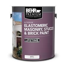 Specialty Elastomeric Masonry Stucco And Brick Paint