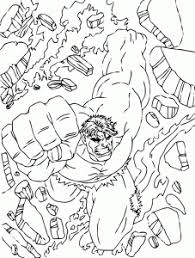 updated 101 avengers coloring pages (september 2020). Hulk Free Printable Coloring Pages For Kids